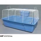Cusca albastra pentru rozatoare Yongli 61x37x31 cm