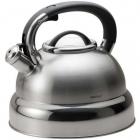 Ceainic din inox cu fluier KingHoff capacitate 4 litri inductie