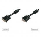 ASSMANN DVI D DualLink Extension cable DVI D 24 1 M DVI D 24 1 F 2m bl