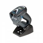 Cititor coduri de bare Datalogic Gryphon GM4130 1D USB cradle negru
