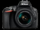 D5600 Kit AF P 18 55mm VR black
