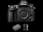 D610 body acumulator Nikon EN EL15a card Lexar 32GB SDHC 150MB s