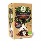 Ceai de Coacaze Negre Bio 15 x 3g Piramide