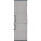 Combina frigorifica FSG 185 322 Litri A dezghetare automata Inox Gri
