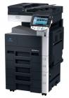 Multifunctional Konica Minolta BizHub 283 Laser Alb Negru A3 DADF LAN
