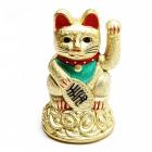 Pisica norocoasa Maneki Neko aurie
