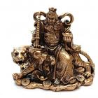 Kwan Kung pe tigru kuan kung
