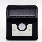 Lampa solara de perete cu senzor miscare si lumina 8 leduri 1 3 W