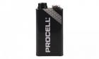 Baterie alcalina Duracell Industrial 9V 6LR61