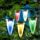 Lampa solara led Isotronic 80015 multicolora RGB