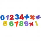 Numere magnetice mari 68 piese