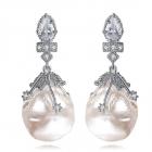 Cercei cu perle Belinda