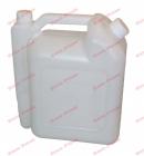 Canistra plastic pentru amestec ulei si benzina 4 L