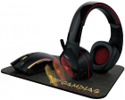 Kit Gaming Gamdias Artemis E1