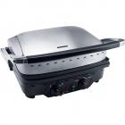 Gratar electric HEG 1800XMC 1800W Grill Inox