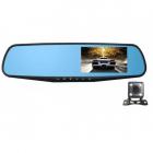 Camera auto DVR iUni Dash 810 duala Full HD Night Vision Foto Playback