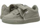 Puma Kids Suede Heart SNK Little Kid