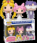 Funko POP Sailor Moon 3 Pack Serenity Small Lady and Endymion