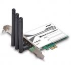 Placa de retea wireless D Link DWA 556 PCIe