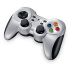 Gamepad wireless Logitech F710 argintiu