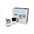 Video Baby Monitor PNI B2500 ecran 2 4 inch wireless
