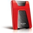 Hard disk extern HD650 1TB USB 3 1 2 5 Red
