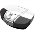microsistem audio Boombox BB12WH radio FM CD MP3 USB AUX