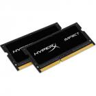 Memorie laptop HX321LS11IB2K2 8 HyperX Impact 2x4GB DDR3 2133MHz CL11