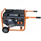 generator GG 7300 W open frame benzin 6 3 kW