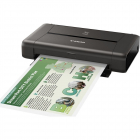 Imprimanta cu jet PIXMA iP110 color A4 portabila 9600x2400dpi WiFi