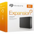 Hard disk extern EHDD 3TB SG EXPANSION USB 3 0 3 5 BK