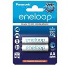Panasonic Eneloop R6 AA 1900mAh 2 Pcs Blister BK 3MCCE 2BE