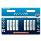 Panasonic Eneloop R6 AA 1900mAh 8 Pcs Blister BK 3MCCE 8BE