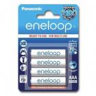 Panasonic Eneloop R03 AAA 750mAh 4 Pcs Blister BK 4MCCE 4BE