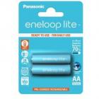 Panasonic Eneloop Lite R6 AA 950mAh 2 Pcs Blister BK 3LCCE 2BE