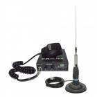 Statie radio Kit Statie radio CB Midland Alan 100 Antena Midland ML145
