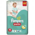 Scutece Active Baby Pants 4 Jumbo Pack 52 buc