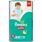 Scutece Active Baby Pants 6 Jumbo Pack 44 buc