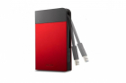 Hard disk extern MINISTATION EXTREME 1TB RED