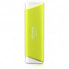 Baterie externa Power bank 2000 mAh Verde