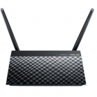 Router wireless Router wireless AC750 dual band 4x LAN 1 x USB negru
