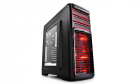 Carcasa DeepCool KENDOMEN RD ATX fara sursa Black Red