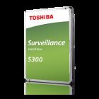 Hard disk Toshiba S300 4TB SATA III 5400RPM 128MB Bulk