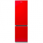Combina frigorifica CF 290 Clasa A Capacitate 260 Litri Red