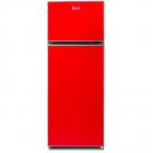 Frigider LF 220 Clasa A Capacitate 207 Litri Red