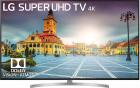 Televizor LED LG Smart TV 75SK8100PLA Seria SK8100PLA 190cm argintiu n