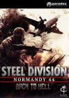 Steel Division Normandy 44 Back to Hell DLC CD KEY Original