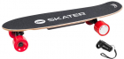 Gadget electric Quer Skater Skateboard Black