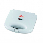 Sandwich maker Zilan 750 W alb model grill