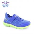 Pantofi Sport baieti Quick Jolt Blue